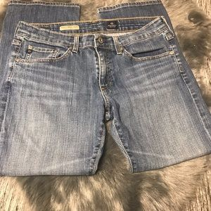 Adriano Goldschmied the tomboy crop jeans size 29